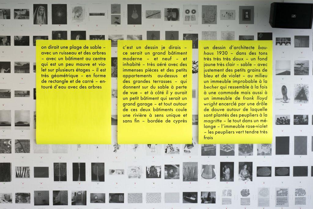 (se) raconter des histoires - une proposition de Camille Bondon